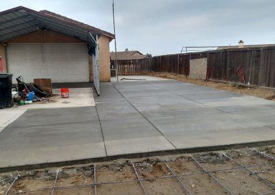 Concrete Driveway Large