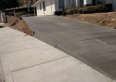 Concrete Driveway Murrieta