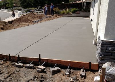 Concrete Walkway Murrieta