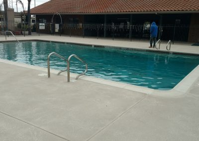 Commercial Concrete Pool