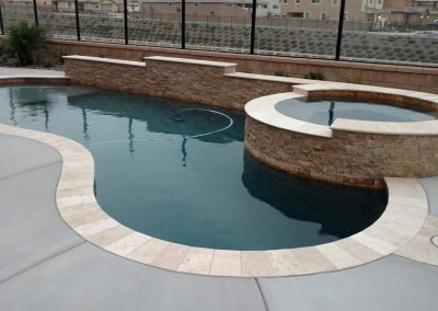 Concrete Pool Finished