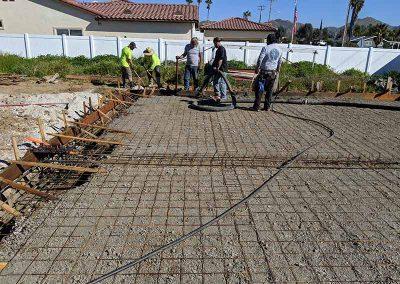 Concrete Foundation Form