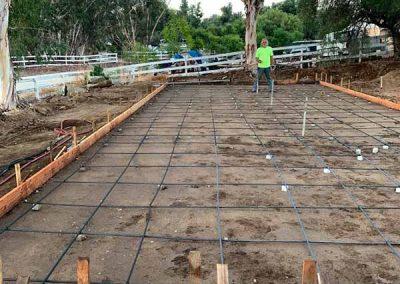 Concrete Pad Form